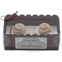 Gâteaux de bavoirs : Chocolat