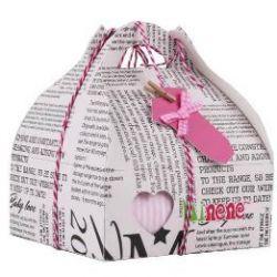 Boîte cadeaux imprimée file