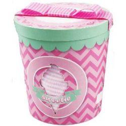 Pot de glace dors-bien : Fille
