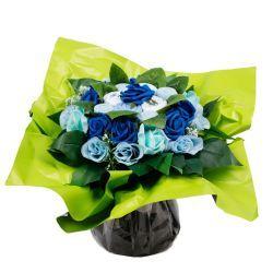 bouquet naissance original de layette pour garcon