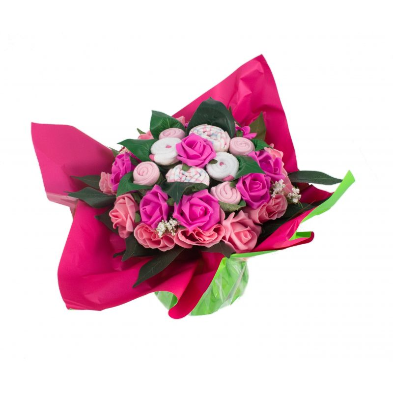 Bouquet pour jumelles
