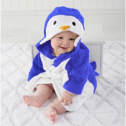Sortie de bain Pingouin