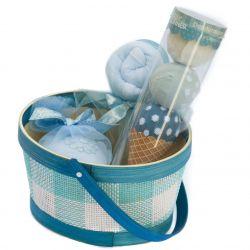 cadeau de naissance gourmand id e de cadeau et boite de naissance fripoune. Black Bedroom Furniture Sets. Home Design Ideas