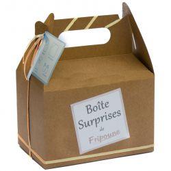 Boite surprises : Cadeaux bain cadeau naissance