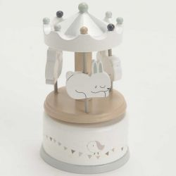 Mini carrousel musical : Lapin