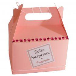 Boite surprises : Cadeaux bain fille cadeau naissance