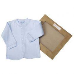 Veste bébé en coton bio : Garçon