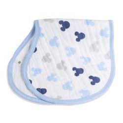 Bavoir d'épaule spécial bébé : Mickey