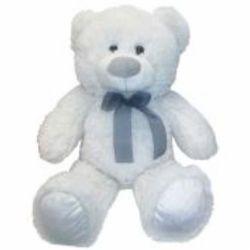 Peluche pour bébé : Ours Blanc