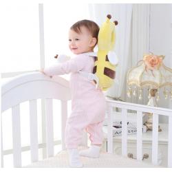 Protège tête de bébé : Coccinelle