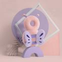 Cadeau naissance Protège tête de bébé : Papillon