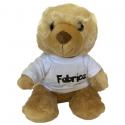 Peluche personnalisée : ours brun